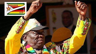 Zimbabwe : Mnangagwa vainqueur de l'élection présidentielle