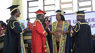 Ghana's premier varsity UG Legon appoints first woman chancellor