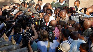 Présidentielle au Zimbabwe : l'opposition conteste la victoire de Mnangagwa
