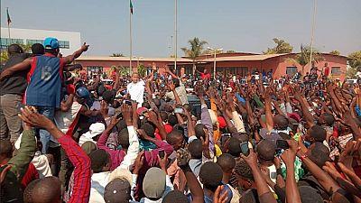 Katumbi bloqué par la police congolaise à la frontière zambienne
