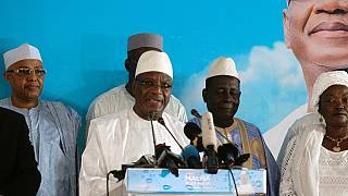 Mali's Keita urges national unity as poll heads for run-off