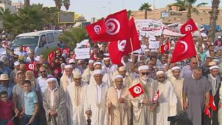 Tunisia: protest against societal reforms
