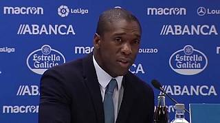 Cameroon appoints Clarence Seedorf as new head coach of the Indomitable Lions