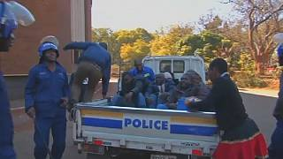 Zimbabwe: Arrested MDC supporters appear in court