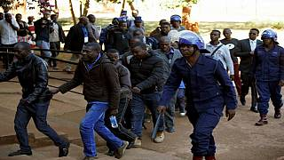27 MDC supporters in court following Zimbabwe's post-election violence