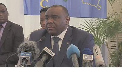 DRC: Bemba holds first presser in 10 years
