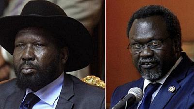 S.Sudan's Kiir vows power sharing deal with rival will hold
