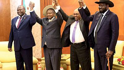 South Sudan government reaches peace deal with rebels, reports say