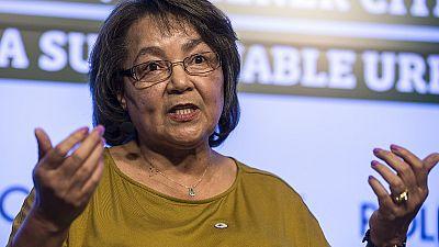 Afrique du Sud : démission de la maire du Cap