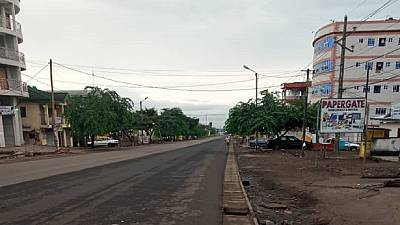 Photos: Cameroon's Anglophone regions observe unofficial ghost town