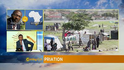 Threats of conflicts in S. Africa's land expropriation hearings [The Morning Call]