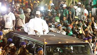 Film on how Gambian activists ousted Jammeh shows in London