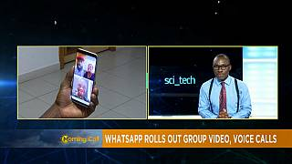 Whatsapp rolls out group video, voice calls [Sci tech]