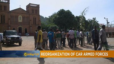 CAR's security and defence rebuilding efforts [The Morning Call]