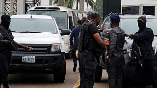 Armed blockage at Nigeria parliament: spy chief fired, arrested