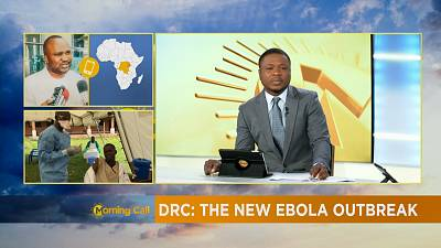RDC : Cas d'ebola à Beni [The Morning Call]