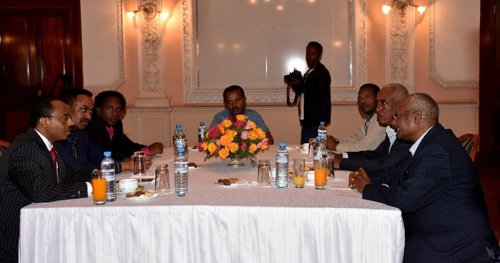 Ethiopia govt agrees peace deal with Eritrea-based 'ex-terror' group