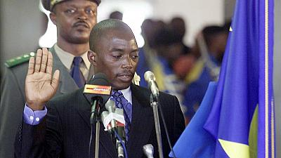 Congo's president not running again in long-delayed election