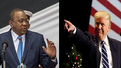 Uhuru Kenyatta sera reçu à la Maison-Blanche le 27 août