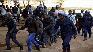 Zimbabwe - violences post-électorales: 27 opposants en liberté provisoire