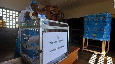 Cameroun : 9 candidats retenus pour la présidentielle d'octobre 2018
