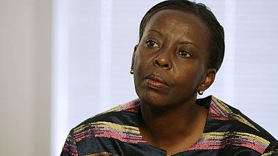 OIF : les plans de la candidate rwandaise Louise Mushikiwabo