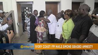 Former Ivorian first lady Simone Gbagbo to be freed [The Morning Call]