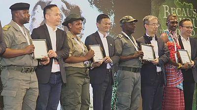 Afrique du Sud : prix annuels des gardes forestiers africains