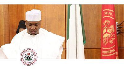 Nigeria's Senate president refuses to quit post, slams NASS siege