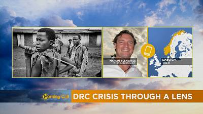 DRC crisis through a lens [The Morning Call]