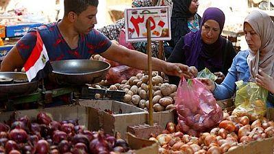 Égypte : baisse du taux d'inflation