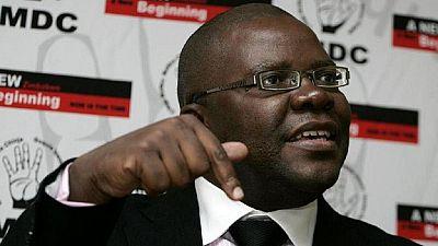 Zimbabwe : l'ONU « préoccupée » par la situation de l'opposant Tendai Biti