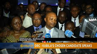 DRC: Kabila names potential successor [The Morning Call]