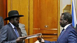 South Sudan: Salva Kiir grants amnesty to rival Riek Machar