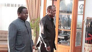 Côte d'Ivoire : fin de l'alliance entre Alassane Ouattara et Henri Konan Bédié