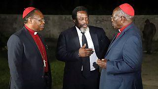 """Départ de Kabila : les catholiques célèbrent une """"victoire historique"""" du peuple"""