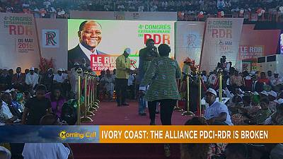 Ivory Coast: PDCI - RDR alliance broken [The Morning Call]
