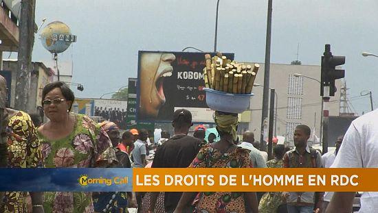 Situation des droits de l'homme en RDC [The Morning Call]