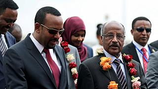 Eritrean officials in Ethiopia to discuss implementation of peace deal