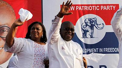 Ghana president keeps 'elephant-size' govt in first reshuffle