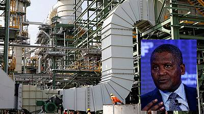 Dangote insists refinery on schedule despite industry skepticism