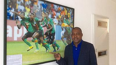Ex-Zambia, African football great Bwalya vows to fight FIFA ban