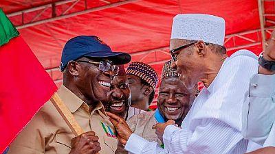 Resign or be impeached: Nigeria's ruling APC warns Senate prez