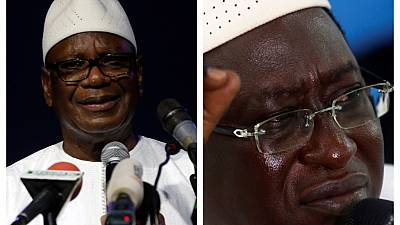 Mali: Cisse, Keita brace for Sunday's runoff vote