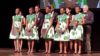 Nigeria School girls win gold at World Technovation Challenge in US