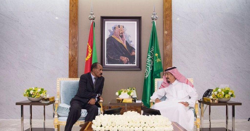 Eritrea backs Saudi Arabia in diplomatic row with Canada