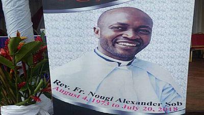 Mort d'un prêtre catholique au Cameroun: un évêque fait état d'assassinat