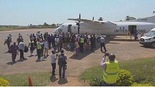 L'OMS pour le contrôle d'Ebola en RDC