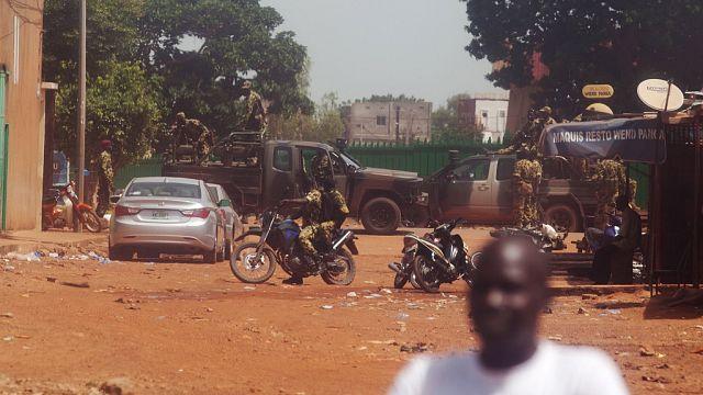 Burkina : cinq gendarmes tués dans l'explosion d'une mine