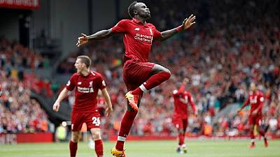 Liverpool's African kings Salah, Mane score in dominant win over West Ham